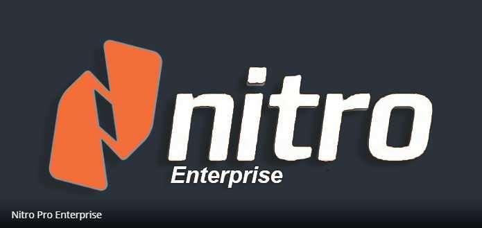 Nitro Pro Enterprise 2020 - 0