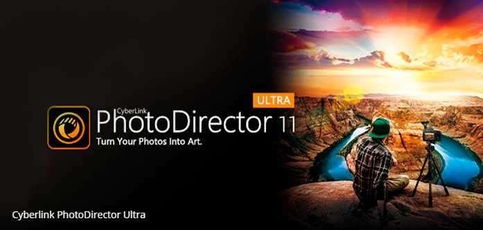 Cyberlink Photodirector Ultra 11 - 0