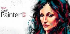 Corel Painter 2020 para sistemas Mac