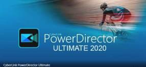 Cyberlink PowerDirector Ultimate 2020
