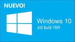 Instalación de Windows 10 Pro pre activado versión mayo 2020