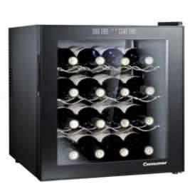 Enfriador de vino Consumer 16 botellas