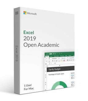 Microsoft Excel 2019 para Mac
