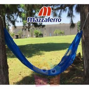Hamaca red de descanso Mazzaferro Araty Relax Azul