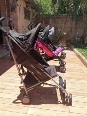 Carrito de paseo para bebé