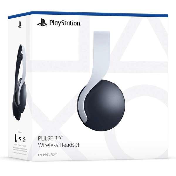 Auricular inalámbrico Sony Pulse 3D para PS5 - 0