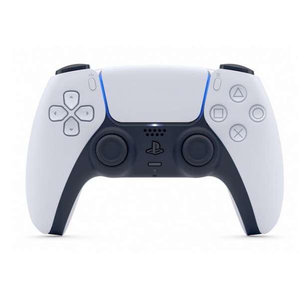Control inalámbrico Sony Dualsense para PS5 blanco - 3