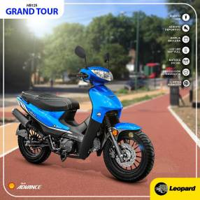 Moto HB125 Grand Tour