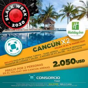 Cancún 2X1