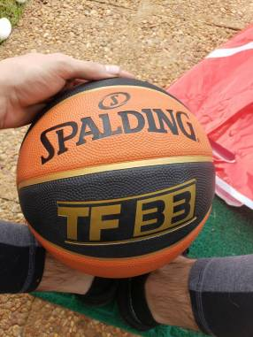 Pelota Spalding 3v3