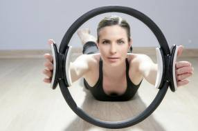Aro de Pilates multifunción
