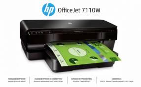 Impresora HP OfficeJet 7110W