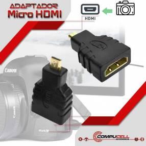 Adaptadores HDMI a micro HDMI y mini HDMI