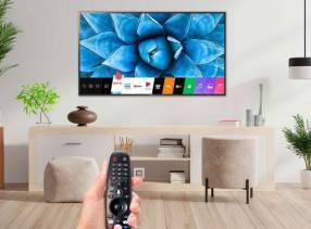 Televisor LG 50 pulgadas 4K Ultra HD