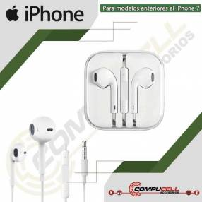 Auriculares originales para iPhone
