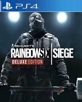 Rainbowsix Siege Edición Deluxe para PS4