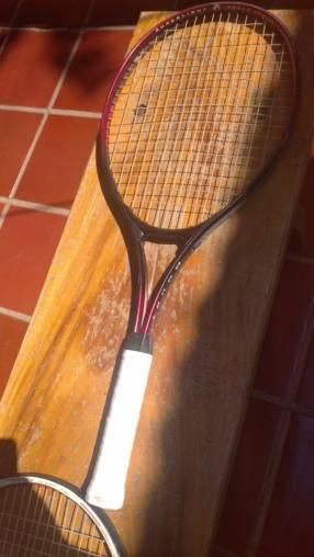 Raquetas semi profesional Head y Wilson