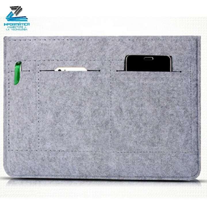Funda o estuche protector para notebook o laptop 15,6 pulgadas - 0