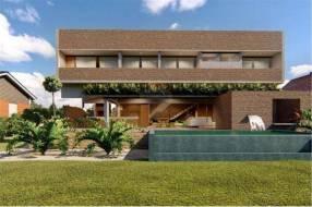 Residencia minimalista en 2 niveles San Bernardino