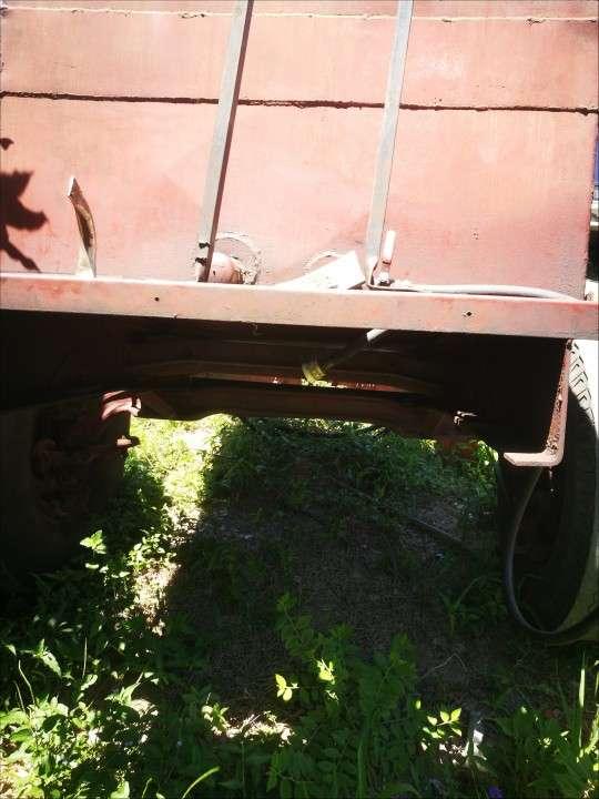 Tanque con eje para remolcar - 4
