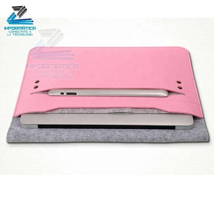 Funda o estuche protector para notebook o laptop 15,6 pulgadas - 1