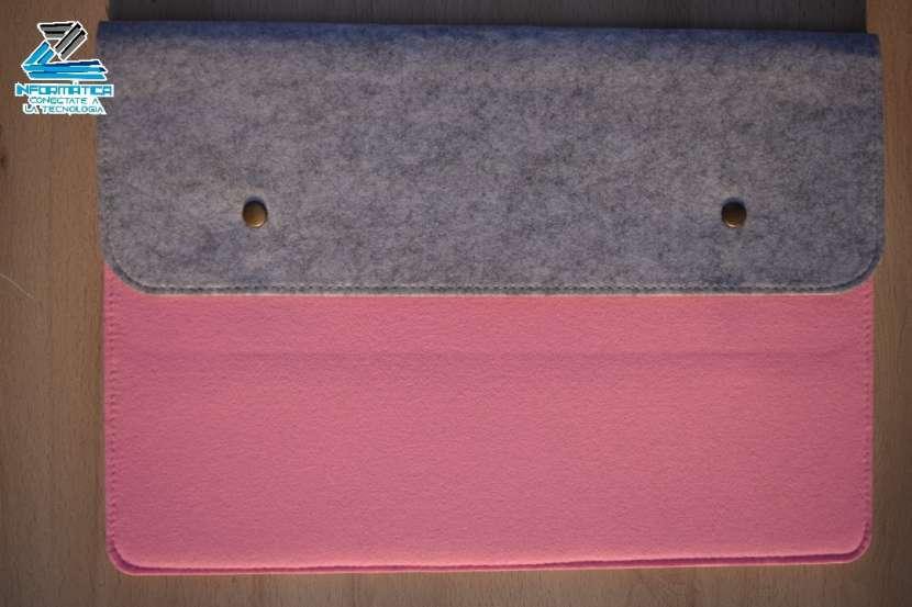Funda o estuche protector para notebook o laptop 15,6 pulgadas - 7