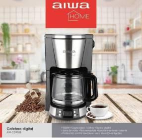 Cafetera digital Aiwa