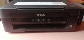 Impresora para sublimar con escáner