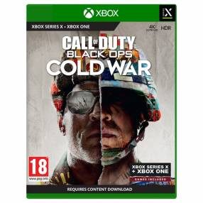 Juego Call Of Duty Black Ops Cold War - Xbox Series
