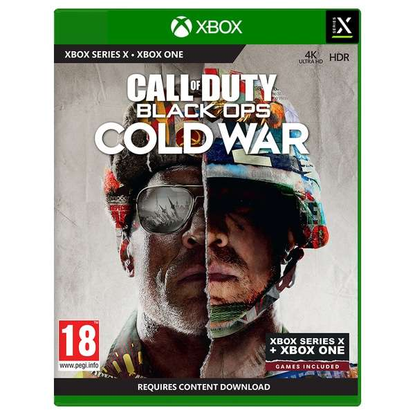 Juego Call Of Duty Black Ops Cold War - Xbox Series - 0