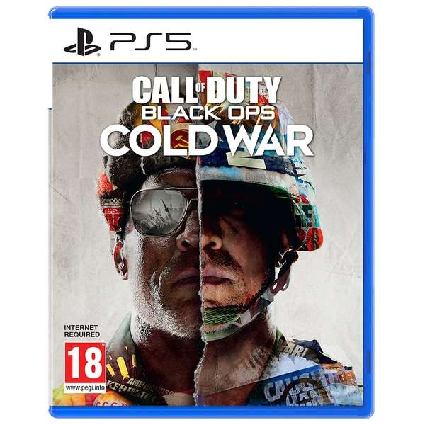 Juego Call Of Duty Black Ops Cold War - PS5 - 0