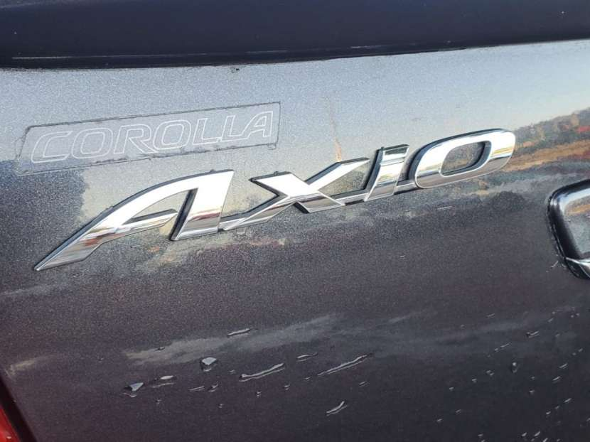 Toyota Axio 2008 - 4