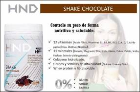 Batido nutricional para control de peso