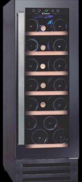Candy enfriador de vino para 19 botellas