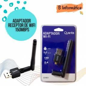 Receptor de wifi con antena 150Mbps