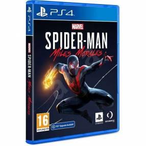 Juego Spider-Man Miles Morales PS4