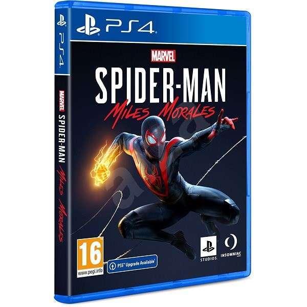 Juego Spider-Man Miles Morales PS4 - 2
