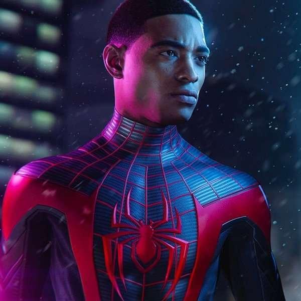 Juego Spider-Man Miles Morales PS4 - 1