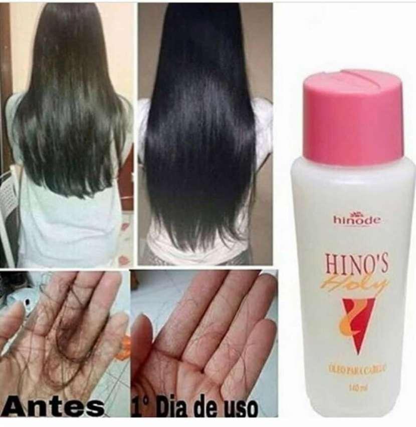 Aceite para caída de cabello - 0