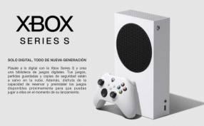 Xbox Series S Digital 512 gb