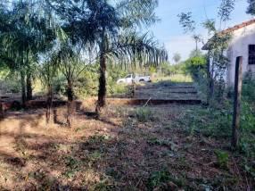 2 terrenos juntos en Capiatá Km 24 Aldana Cañada