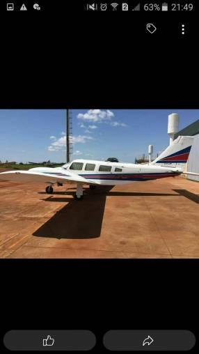 Avioneta Seneca II Ano 1980