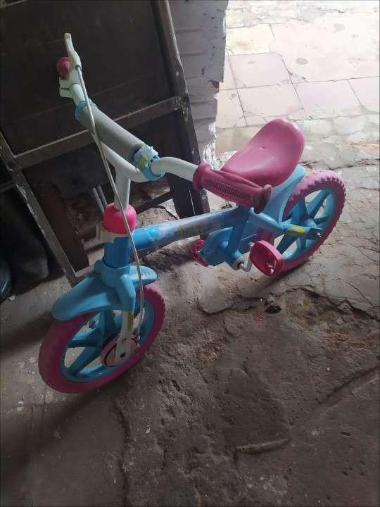 Bicicleta para nena - 0