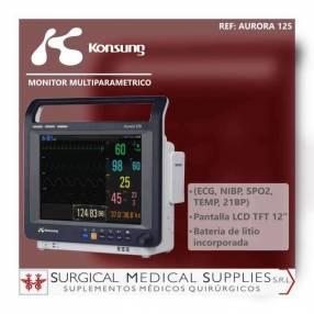Monitor Multiparámetro Aurora 12s