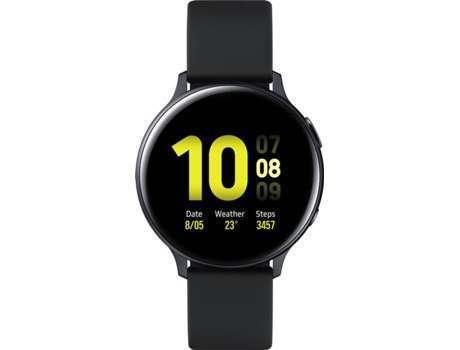 Smartwatch Samsung Galaxy Watch Active 2 negro 44mm - 0