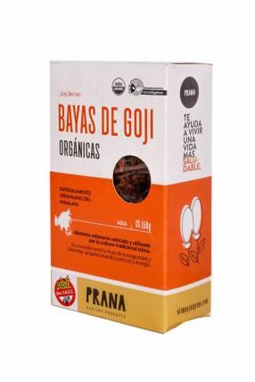 Bayas de Goji orgánicas Prana