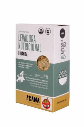 Levadura nutricional orgánica Prana