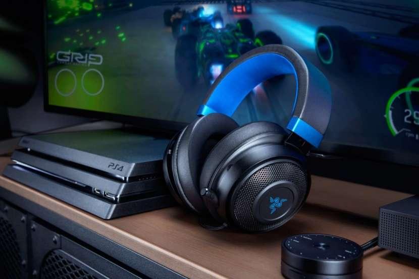 Auricular Gaming Razer Kraken p/ consola RZ04-02830500-R3U - 1