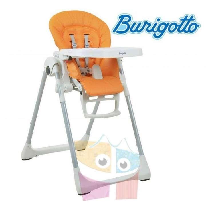 Sillita de alimentación Burigotto Prima Pappa Orange - 0