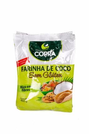 Harina de coco Copra